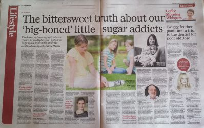 "The Bittersweet Truth About Our ""Big Boned"" Little Sugar Addicts"