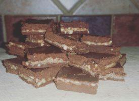 Peanut Butter Chocolate Bites